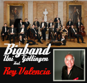 XYJazZ Latin Orchestra feat. Rey Valencia