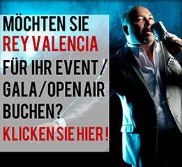 Rey Valencia Veranstaltung buchen