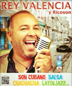 Rey Valencia y Ricoson (Vocals: Rey Valencia / Piano: Urban Beyer / Trompete: Humberto Zaldivar / Bass: Rolf Denecke / Congas: Tobias Schulte)